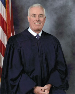 photo of Judge Jerry Pappert