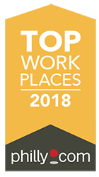 Duane Morris Named a Philly-Area Top Workplace by Philly.com 2018