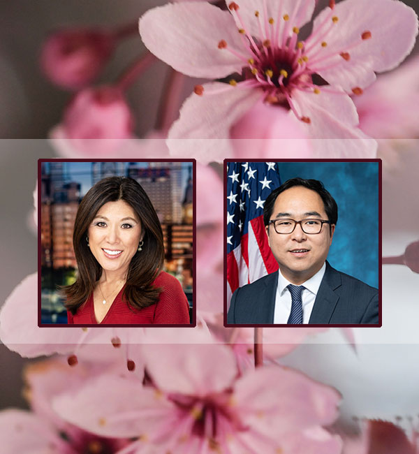 Celebrating Asian Pacific American Heritage Month with Nydia Han and Andy Kim